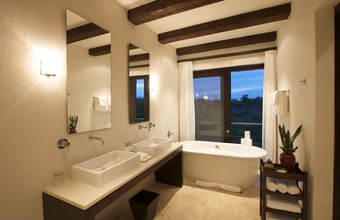 Kapama River Lodge Spa Bathroom